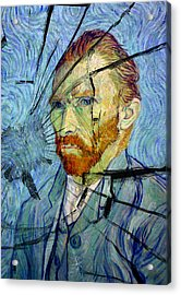 Acrylic Print featuring the photograph Vincent by Rod Jones