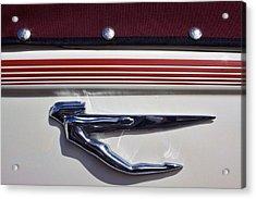 Vintage Auburn Automobile Mascot Acrylic Print