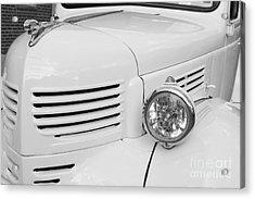 Vintage Classic Car Acrylic Print
