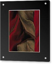 Vintage-cloth 3 Acrylic Print