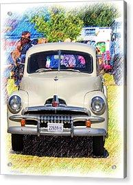 Vintage Fj Holden Acrylic Print