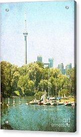 Vintage Toronto Acrylic Print