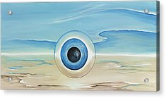 Vision Thing Acrylic Print by David Junod