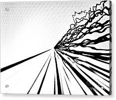 Vitals 2 Acrylic Print by Tashia Peterman