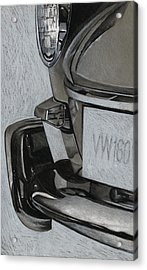 Volkswagen 1600 Acrylic Print