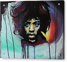 Voodoo Child Acrylic Print