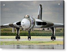 Vulcan Thunder Acrylic Print