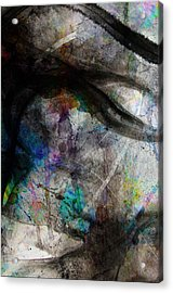 Wade In The Water Six Acrylic Print by Scott Smith