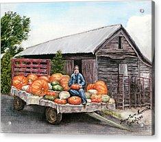 Wagner Farm Naperville Illinois Acrylic Print