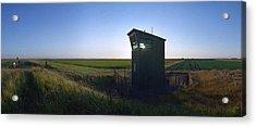Wainfleet Control Tower Acrylic Print by Jan W Faul