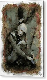 Waiting For Something To Happen Acrylic Print by Gun Legler