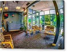 Waiting Room Acrylic Print