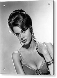 Walk On The Wild Side, Jane Fonda, 1962 Acrylic Print by Everett