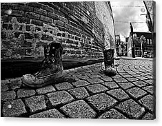 Acrylic Print featuring the photograph Walkabout by Dan Wells