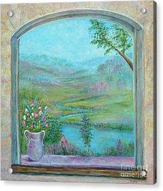 Walton's Valley Acrylic Print