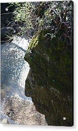 Warrior Rock Acrylic Print