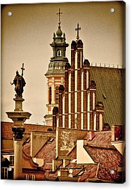 Warsaw Acrylic Print
