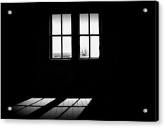 Was A Simple Life Acrylic Print by Shirley Sirois