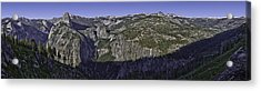 Washburn Point Outlook Acrylic Print by Nathaniel Kolby