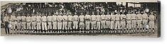 Washington Baseball Team, Schutz Group Acrylic Print by Everett