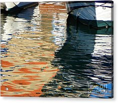 Water Ballet Acrylic Print by Randy Sprout