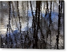Water Color Acrylic Print