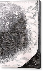 Bash Bish Falls Acrylic Print by Al Goldfarb