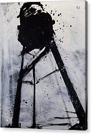 Water Tower 02 Acrylic Print