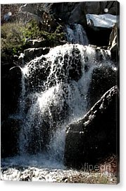 Waterfall 2 Acrylic Print