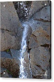 Waterfall 3 Acrylic Print