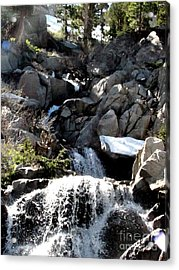 Waterfall 5 Acrylic Print