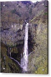 Waterfall Japan Acrylic Print