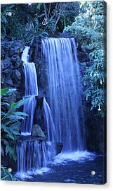 Waterfall Number 1 Acrylic Print