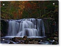 Waterfall Svitan Acrylic Print