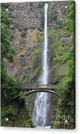 Waterfalls Acrylic Print