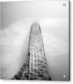 Waterscape 02 Acrylic Print by Nina Papiorek