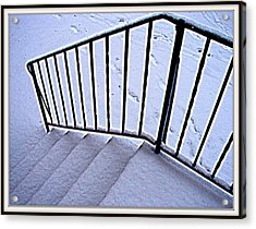 Way To Where-1 Acrylic Print by Anand Swaroop Manchiraju
