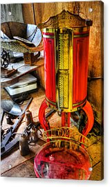 Weigh Your Goods - General Store - Vintage - Nostalgia Acrylic Print