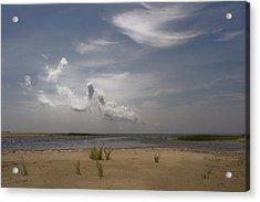 Wellfleet Shore Acrylic Print