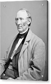 Wendell Phillips 1822-1884, American Acrylic Print by Everett