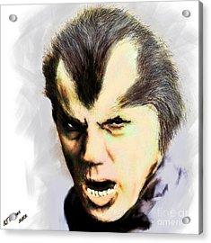 Werewolf Of London Acrylic Print by Arne Hansen