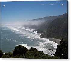 Acrylic Print featuring the photograph West Coast - South Island 2 by Peter Mooyman