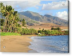 West  Maui Acrylic Print by Pierre Leclerc Photography