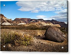West Texas Acrylic Print