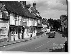 West Wycombe Acrylic Print by Donald Davis