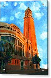 Westside Market Acrylic Print