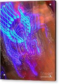 Whaduzgonnab Acrylic Print