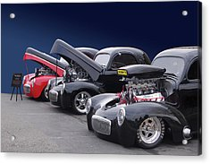 Acrylic Print featuring the photograph Whas In Your Willys by Bill Dutting