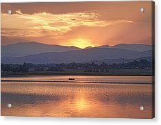 What A View Acrylic Print by James BO  Insogna
