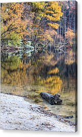When The Coast Is Clear Acrylic Print by JC Findley